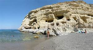 Ancient Matala - Travel Guide for Island Crete, Greece