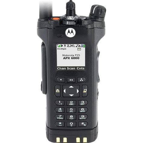 APX 8000 All Band Model 1.5 Portable Radio - Motorola ...
