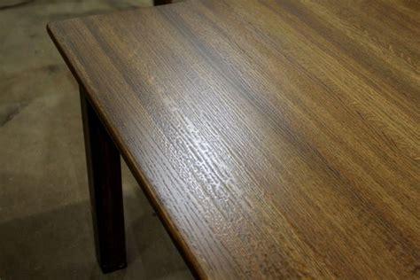 dealing  silicone contamination  wood pores