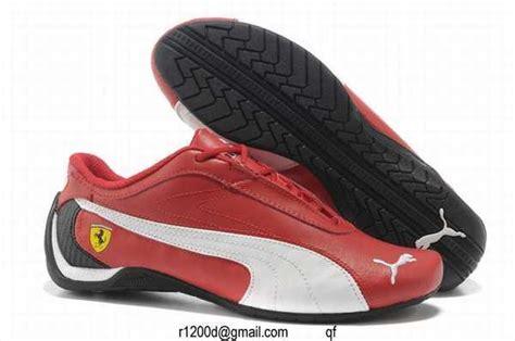Chaussure Puma Avec Scratch