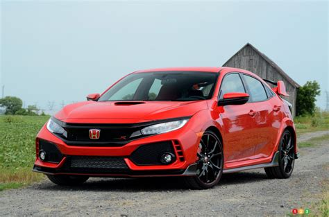 2018 Civic Reviews by 2018 Honda Civic Type R Review Car Reviews Auto123