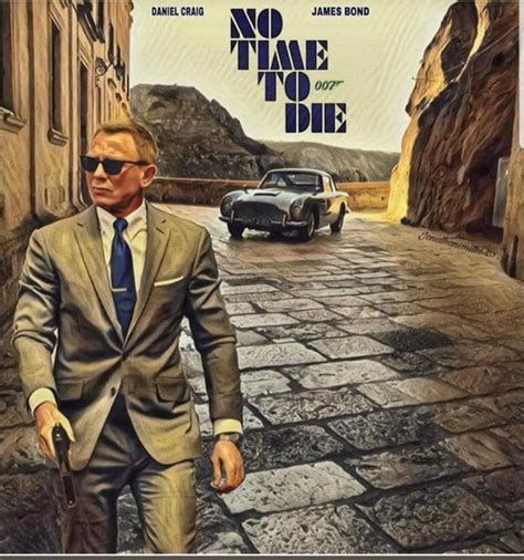 No Time To Die : JamesBond