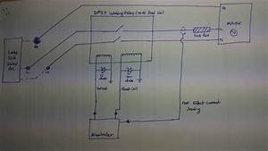 Microcontroller - Using Dpst Relay To Control Ac Load