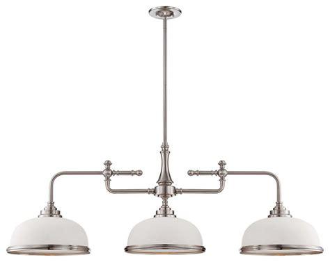 savoy house sutton place 3 light trestle chandelier