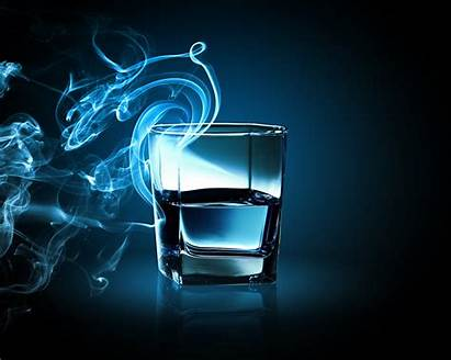 Artistic Drinks Wallpapers Flames Drink Flame Abstract