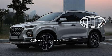 2019 Hyundai Santa Fe Rendered  The Korean Car Blog