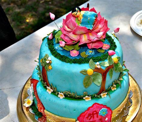 radha cuisine vidya s radhastami cake 1 krishna 39 s cuisine