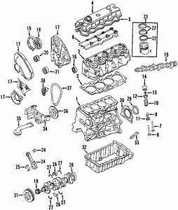 Genuine Oem Vw Cylinder Heads
