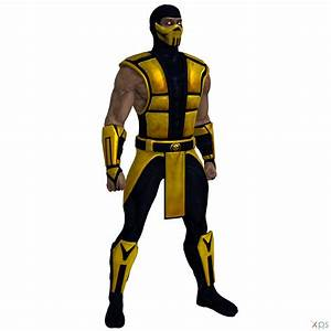 Mortal Kombat X: Scorpion MK4- Version 3.0 by OGLoc069 on ...