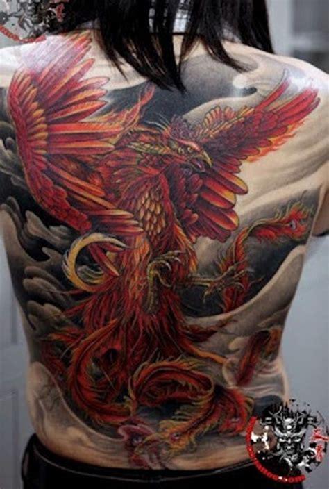 unique phoenix tattoo men ideas  pinterest phoenix