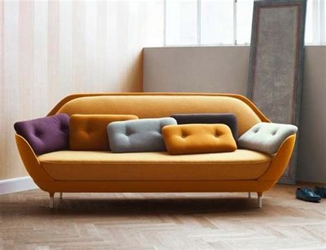 creative sofa designs shell like sofa offers a unique seating experience favn by jaime hayon