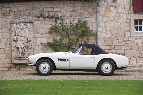 Bmw 507 Roadster by 1958 Bmw 507 Roadster Series Ii