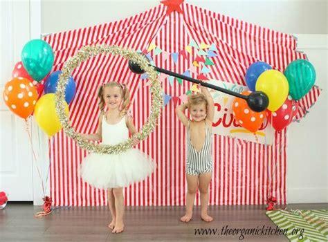 recipes   junk food  birthday circus party