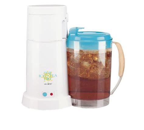 coffee tm iced tea maker tec ofertas