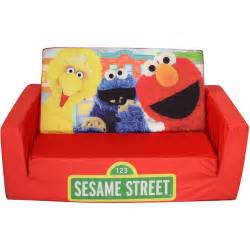 Flip Open Sofa For Toddlers by Sesame Street Flip Open Sofa Foam Flip Open Sofa