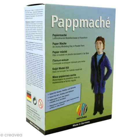 Le Aus Pappmache by Poudre De Papier M 226 Ch 233 Pappmach 233 200 G P 226 Te 224 Mouler
