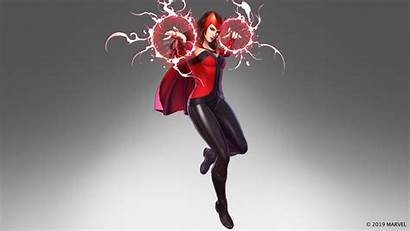 Marvel Scarlet Witch Alliance Ultimate 8k Order