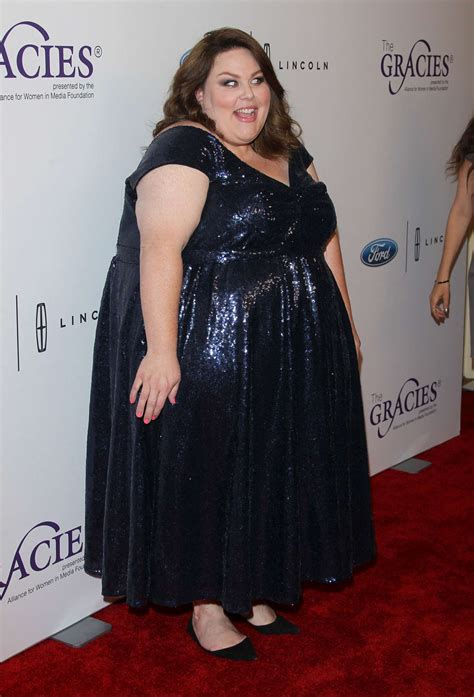 chrissy metz  gracie awards  gotceleb