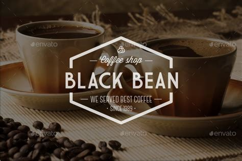 vintage coffee logo  goodwarestd graphicriver