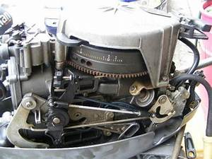 Mercury 25 Hp 2 Stroke 1985 Long Shaft 20 Serviced Outboard Engine Motor Remote