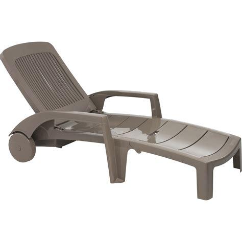 chaise transat transat de jardin