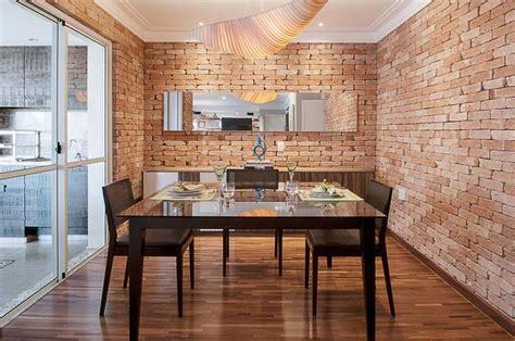 tijolo aparente decoracao de casa pinterest