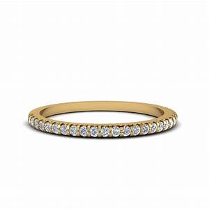 buy eternal yellow gold womens wedding bands online With cheap gold wedding rings for women
