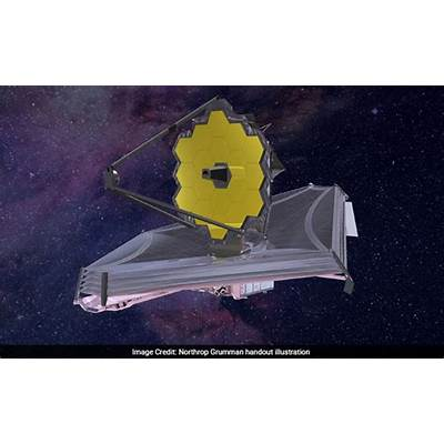 Closing In On Launch: NASA's Gold-Mirrored $8 Billion