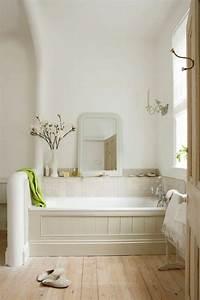 Sol Bois Salle De Bain : comment cr er une salle de bain zen ~ Premium-room.com Idées de Décoration