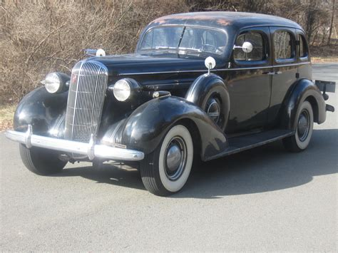 1936 Buick Century Built For The Turnpike Classic