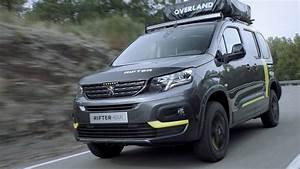 4x4 Peugeot : peugeot rifter 4x4 concept geneva motor show 2018 youtube ~ Gottalentnigeria.com Avis de Voitures
