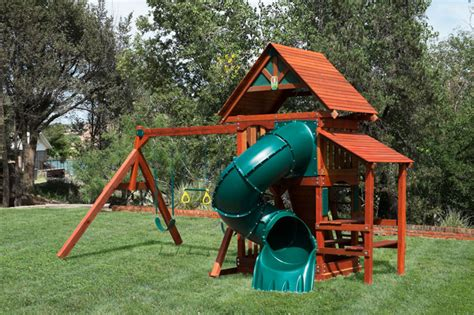 wooden swing sets on sale backyard wooden swing sets in colorado at discount