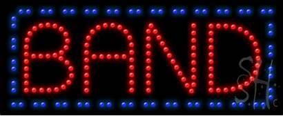 Sign Animated Band Led Neon Signs 1000
