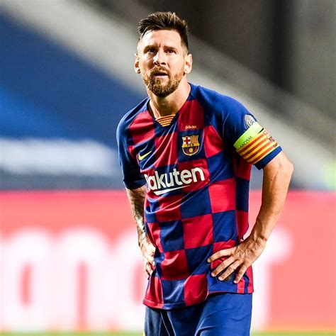 Lionel Messi demands transfer request from Barcelona ...
