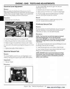 John Deere Dp6000 Generator Tm2071 Technical Manual Pdf