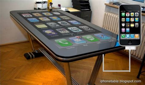 amazing table connect   iphone  great