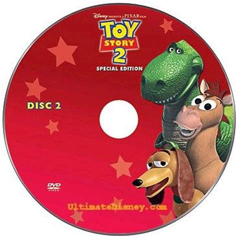 toy story  special edition dvd disc art upcoming pixar