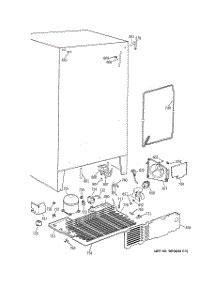 parts  ge tpgjrcebb refrigerator appliancepartsproscom