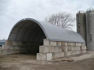 hoop barn With coverall barn