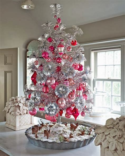pretty christmas tree decorations locksley lane beautiful miniature christmas trees