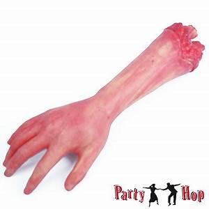 Hand Skulptur Selber Machen : k nstlicher abgetrennter arm halloweendeko horror mottoparty zombie kost m karneval zubeh r ~ Frokenaadalensverden.com Haus und Dekorationen