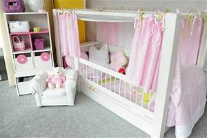 Ikea Betten Kinder : himmelbett f r kinder 20 wundersch ne vorschl ge ~ Orissabook.com Haus und Dekorationen