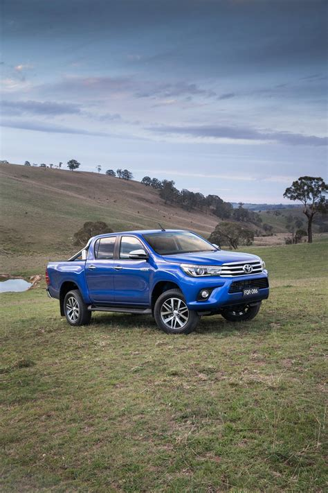 toyota hilux enters hot global midsize truck