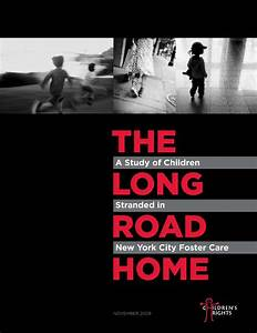 The Long Road Home: A Study of Children Stranded in New ...