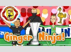 Manchester United vs Liverpool 11 GINGER NINJA! Paul