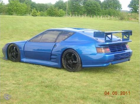 alpine a610 legeay sports au mans sur alpine a610