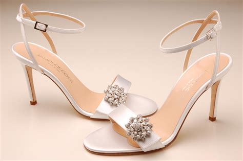 wedding shoes accessories  james ciccotti