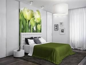 Bild Fürs Schlafzimmer : schlafzimmer wandfarbe ideen in 140 fotos ~ Michelbontemps.com Haus und Dekorationen