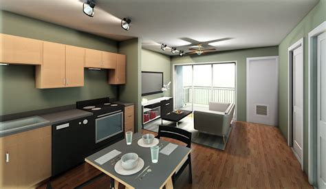 garage apartments public interest projects