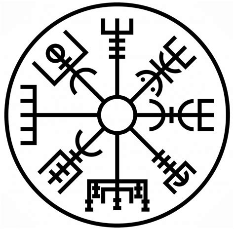 Viking Symbol For Protection  Wwwimgkidcom  The Image